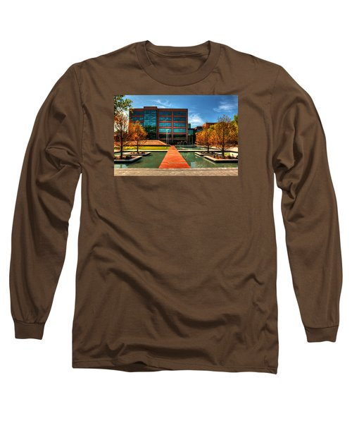 Centurylink Corporate Headquarters Long Sleeve T-Shirt by Ester  Rogers