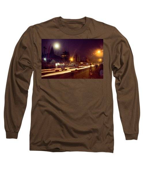Ceremonious Crossings Long Sleeve T-Shirt