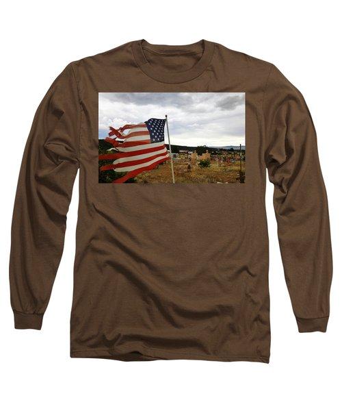 Cerro, New Mexico Long Sleeve T-Shirt