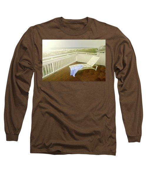 Chaise Lounge Long Sleeve T-Shirt