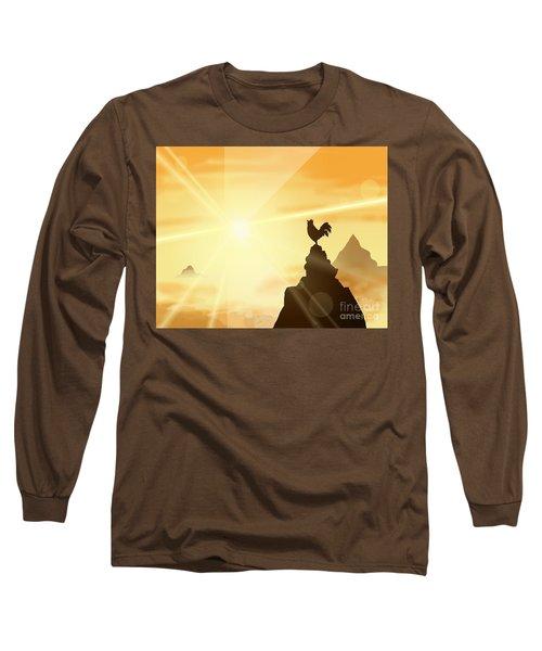 Challenge The Sun Long Sleeve T-Shirt