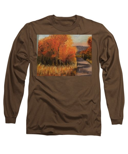 Changing Season Long Sleeve T-Shirt