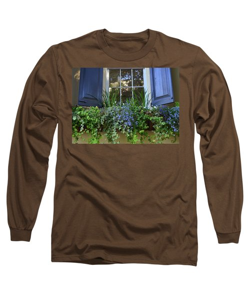 Charleston Flower Box 3 Long Sleeve T-Shirt