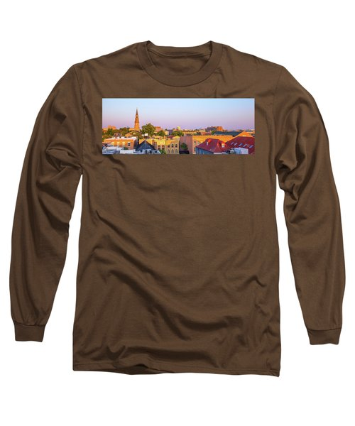 Charleston Glows Long Sleeve T-Shirt