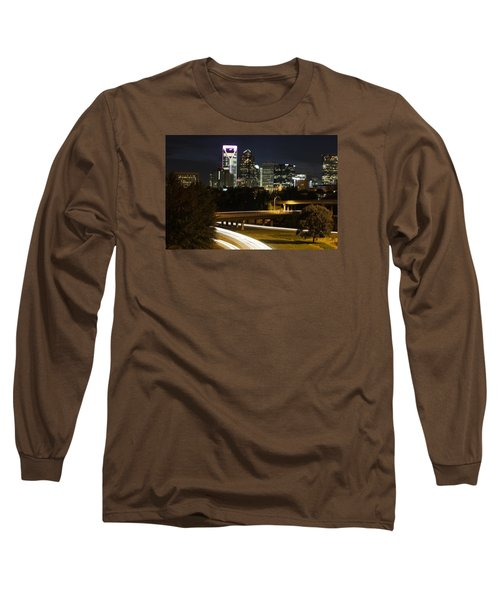 Charlotte's Skyline Long Sleeve T-Shirt