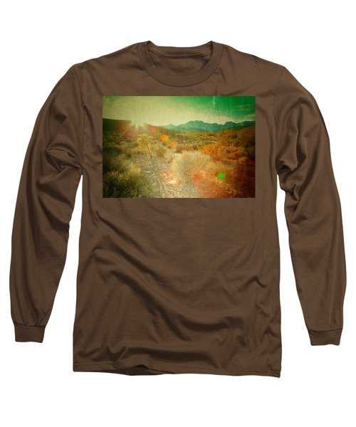 Long Sleeve T-Shirt featuring the photograph Charm by Mark Ross