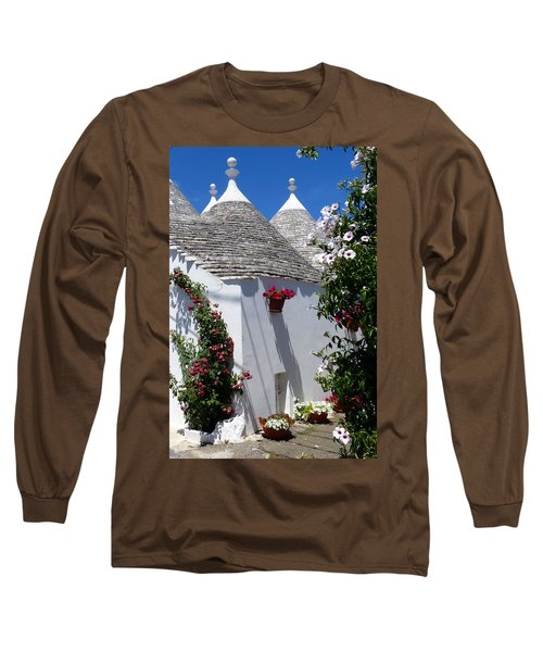 Charming Trulli Long Sleeve T-Shirt