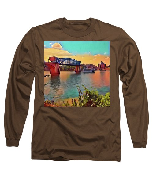 Chatta Choo Choo Long Sleeve T-Shirt