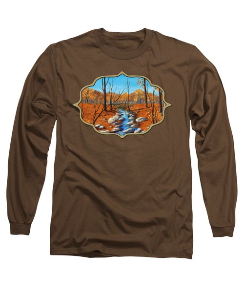 Cheerful Fall Long Sleeve T-Shirt