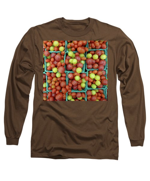 Cheery Cherry T's Long Sleeve T-Shirt