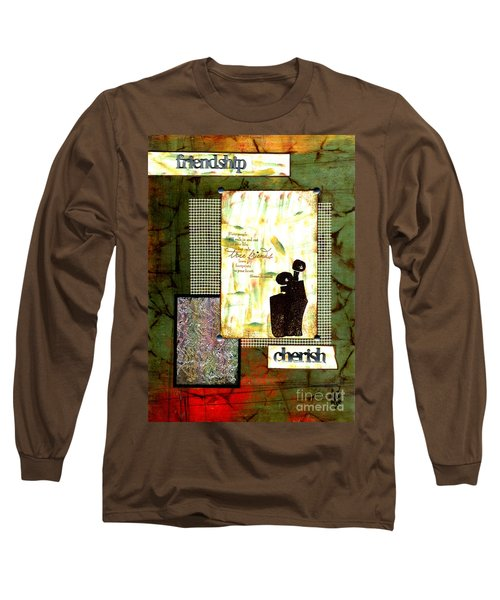 Cherished Friends Long Sleeve T-Shirt
