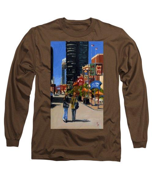 Chicago - Navy Pier Long Sleeve T-Shirt