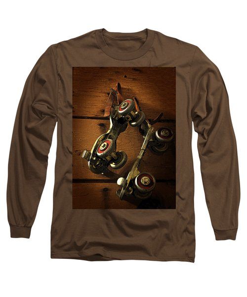 Childhood Memories Long Sleeve T-Shirt by Fran Riley