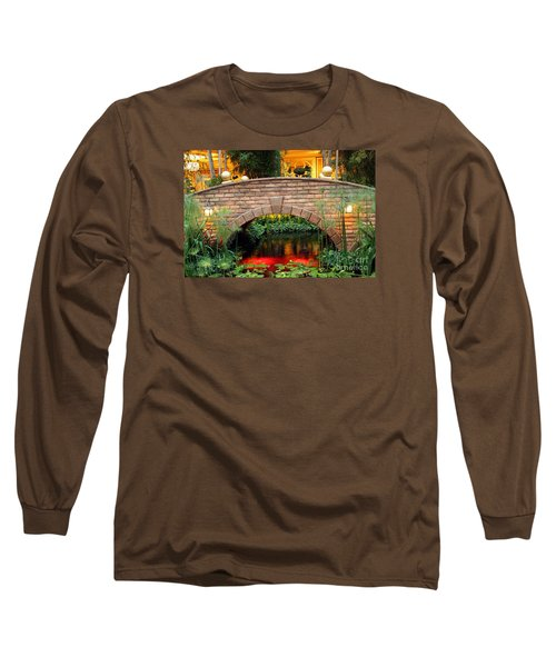 Chinese Bridge Long Sleeve T-Shirt