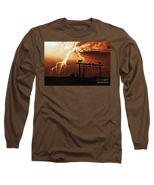 Chism Hill Long Sleeve T-Shirt