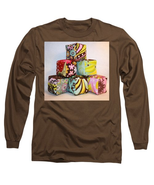 Chocolate Lollipop Pastel Assortment For Baby Long Sleeve T-Shirt