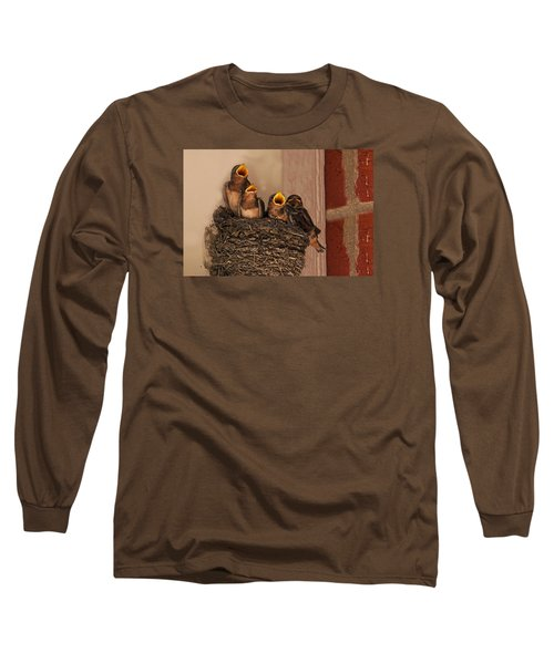 Choir Practice Long Sleeve T-Shirt