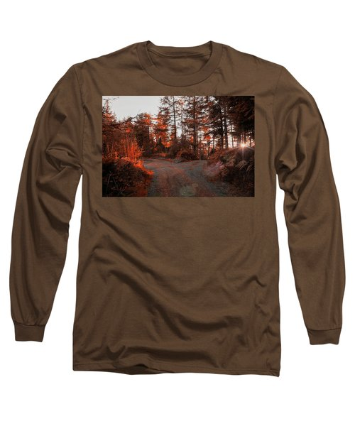 Choose The Road Less Travelled Long Sleeve T-Shirt