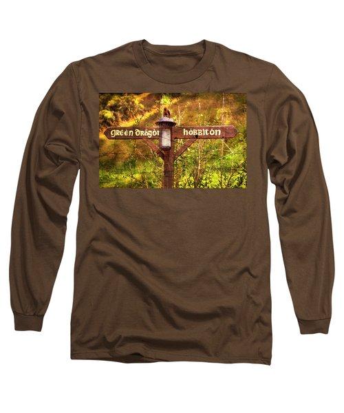 Choose Your Path Long Sleeve T-Shirt