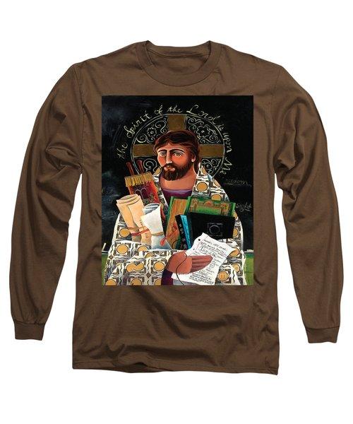 Christ The Teacher - Mmctt Long Sleeve T-Shirt