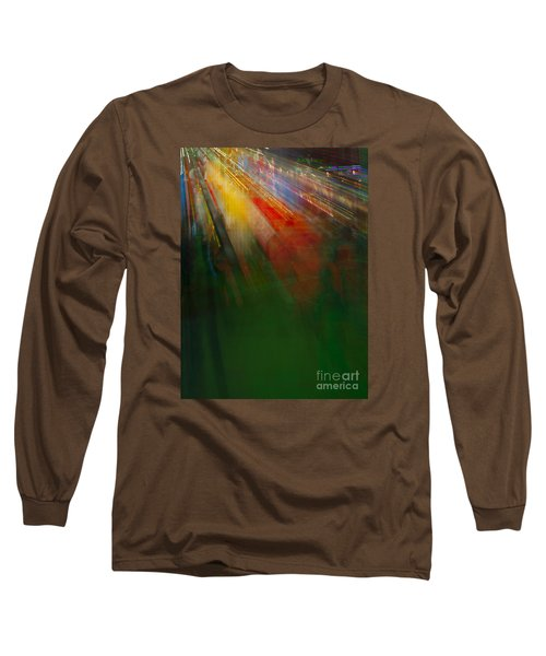 Christmas Abstract Long Sleeve T-Shirt