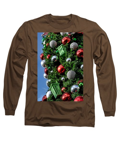 Christmas Balls Long Sleeve T-Shirt