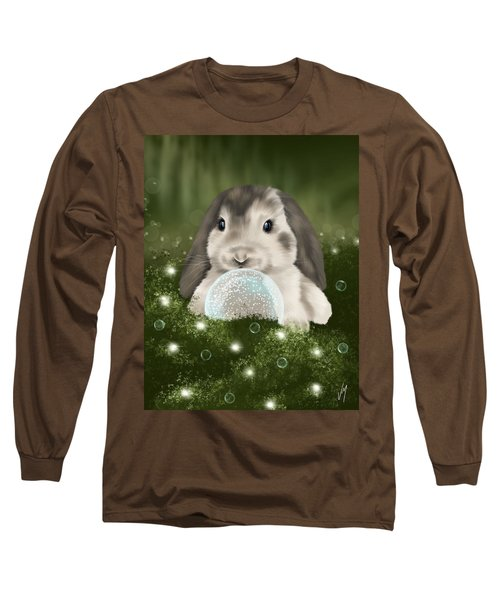 Long Sleeve T-Shirt featuring the painting Christmas Decoration  by Veronica Minozzi
