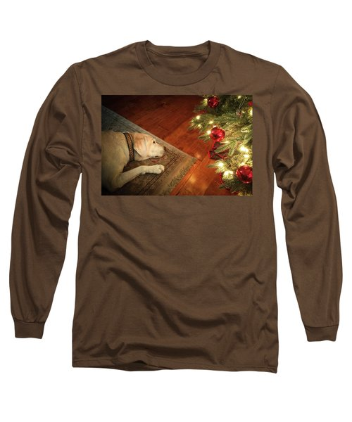 Christmas Dreams Long Sleeve T-Shirt