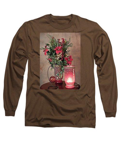 Christmas Jewels Long Sleeve T-Shirt