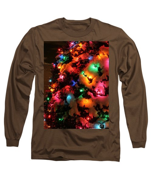 Christmas Lights Coldplay Long Sleeve T-Shirt