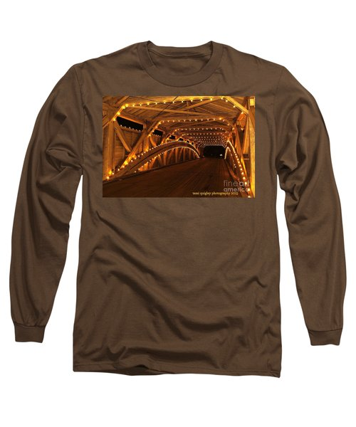 Christmas Luminance Long Sleeve T-Shirt