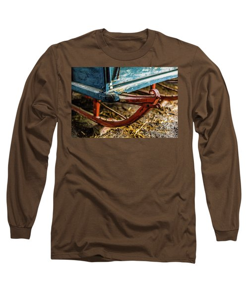 Christmas Sled Long Sleeve T-Shirt