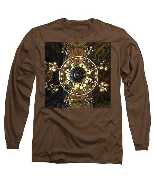 Church Of The Saviour On The Blood Long Sleeve T-Shirt