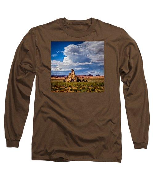 Church Rock Thunderhead Long Sleeve T-Shirt