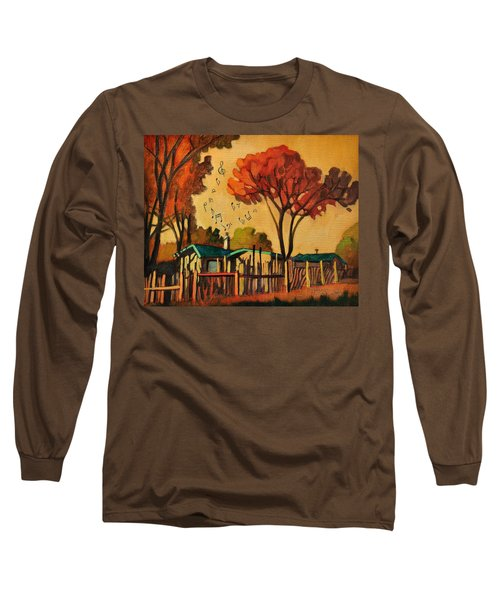 Cia's Music House Long Sleeve T-Shirt