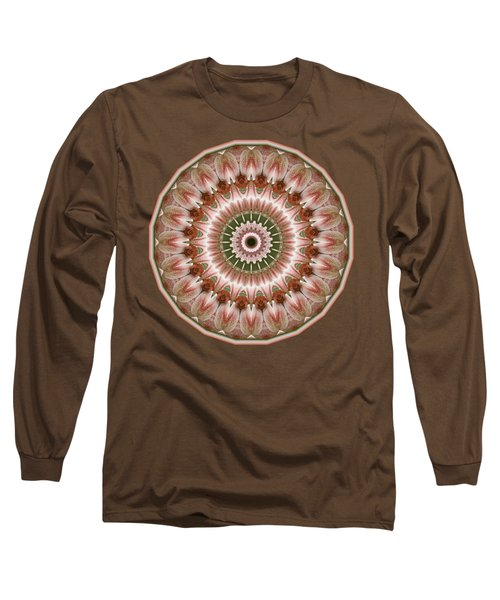 Cinnamon Roses And Thorns Long Sleeve T-Shirt