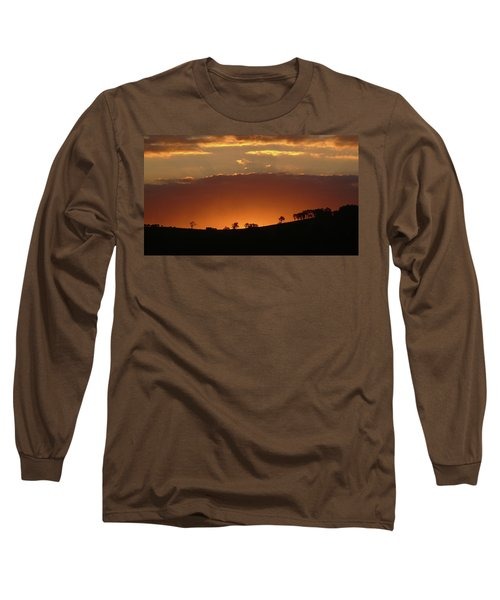 Clarkes Road II Long Sleeve T-Shirt by Evelyn Tambour