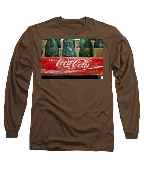 Classic Coke Long Sleeve T-Shirt