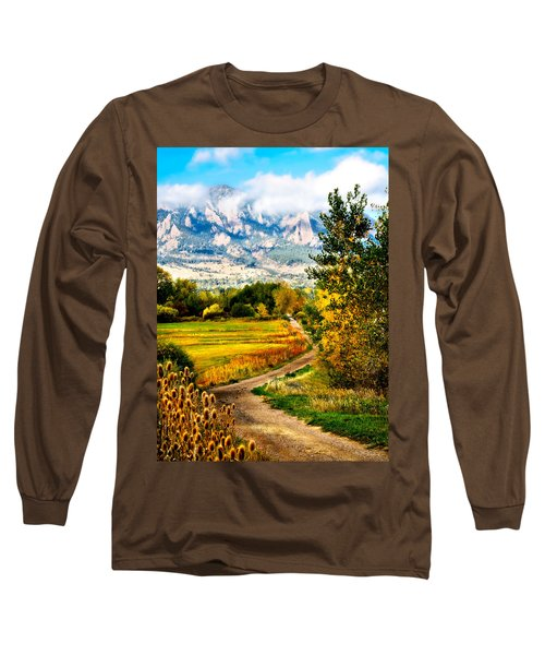 Clearly Colorado Long Sleeve T-Shirt