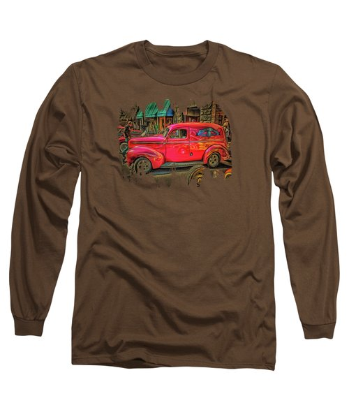 C. Moore Clearly Long Sleeve T-Shirt