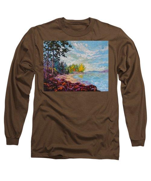 Coastal View Long Sleeve T-Shirt