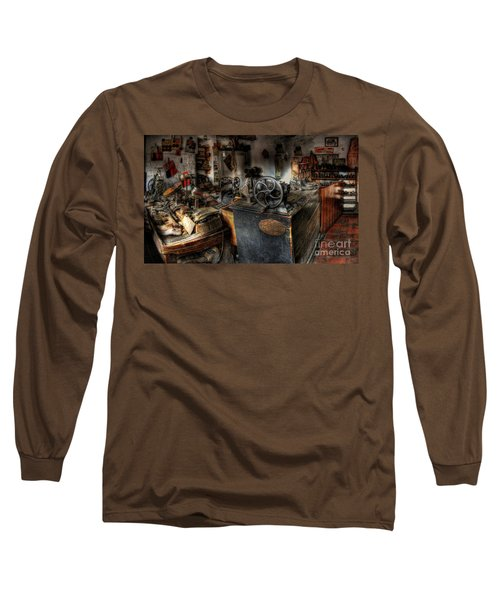 Cobbler's Shop Long Sleeve T-Shirt