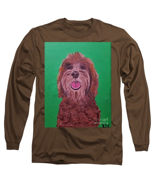 Coco Date With Paint Nov 20th Long Sleeve T-Shirt