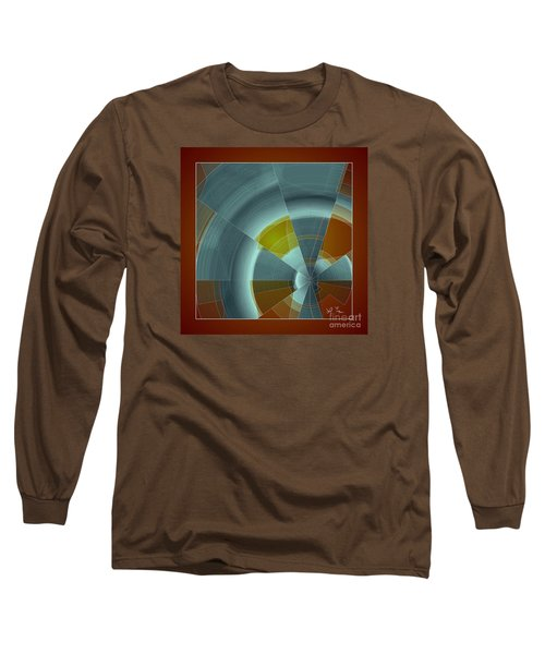 Cold Rays Long Sleeve T-Shirt by Leo Symon