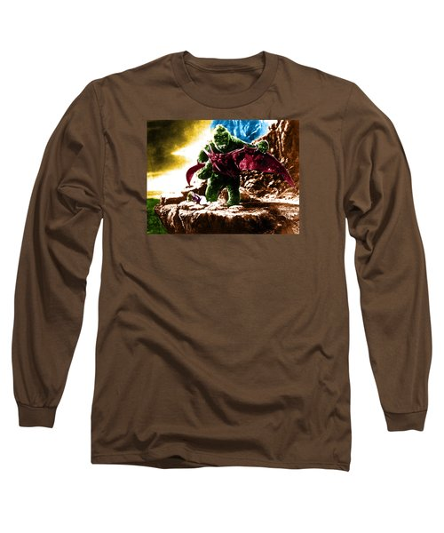 Color King Kong Long Sleeve T-Shirt