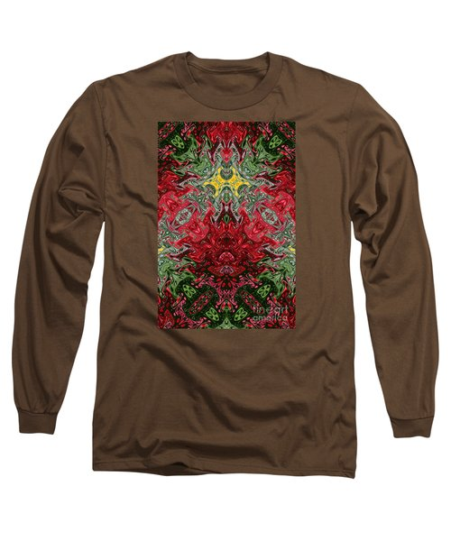 Color Me Happy Long Sleeve T-Shirt