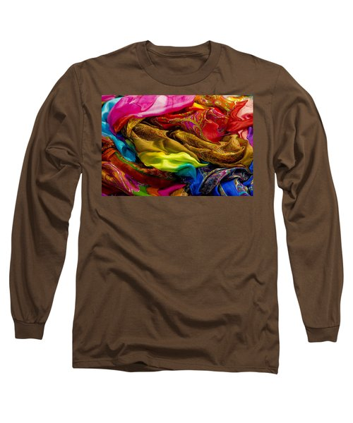 Color Storm Long Sleeve T-Shirt by Paul Wear
