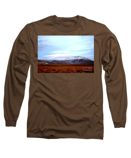Colorado Mountain Vista Long Sleeve T-Shirt