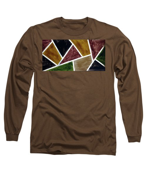 Coloured Glass Long Sleeve T-Shirt