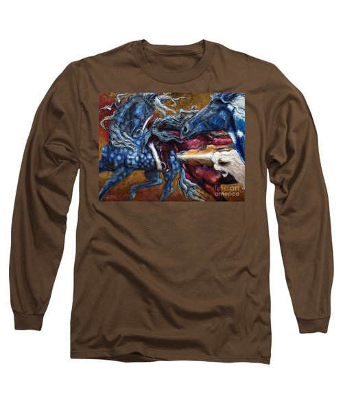 Colts Revolving Together Long Sleeve T-Shirt